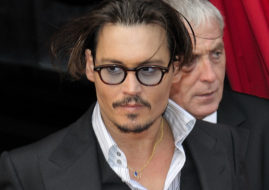 Джонни Депп (Johnny Depp) / © nicolas genin / flickr