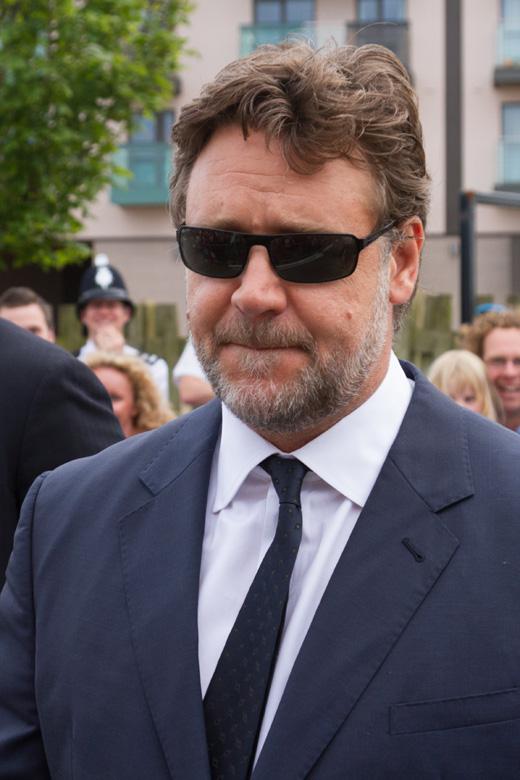 Австралийский актер Рассел Кроу