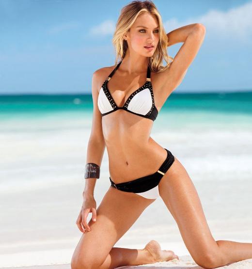 Модель Кэндис Свейнпол (Candice Swanepoel)