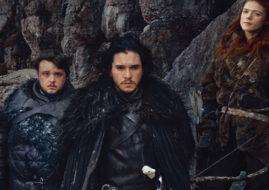 Кит Харингтон (Kit Harington) с коллегами на съемках сериала «Игра престолов» (Game of Thrones) / © YangTS / flickr