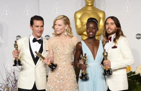Мэттью Макконахи (Matthew McConaughey), Кейт Бланшетт (Cate Blanchett), Лупита Нионго (Lupita Nyong'o), Джаред Лето (Jared Leto) / © Rogelio A. Galaviz C. / flickr