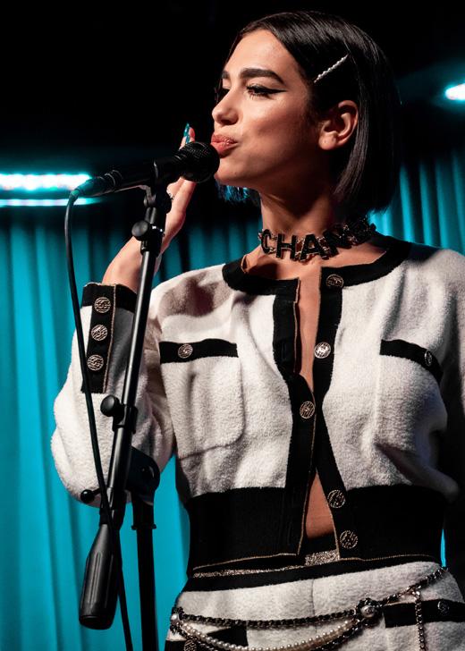 Певица и модель Дуа Липа