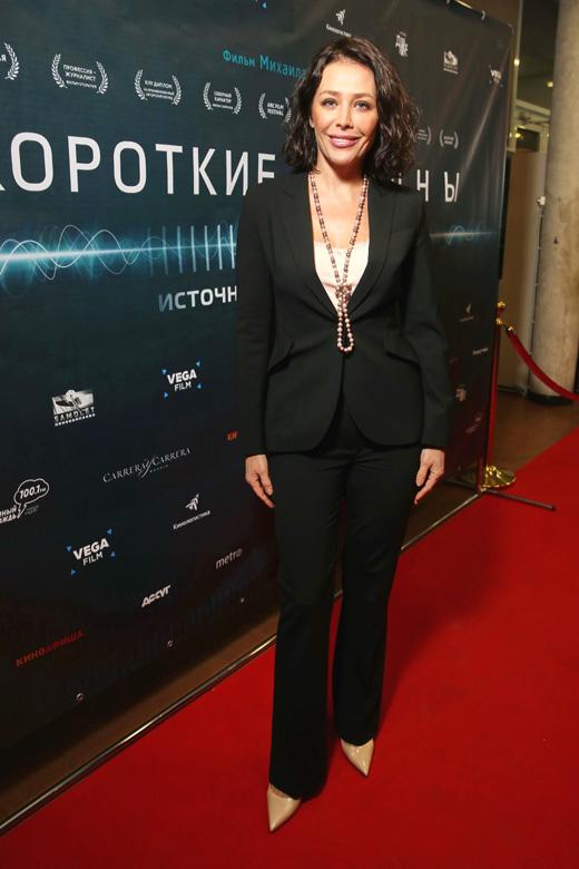 Актриса Екатерина Волкова