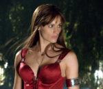 Дженнифер Гарнер (Jennifer Garner) на съемках фильма «Электра» (Elektra) / © Información Netflix / flickr