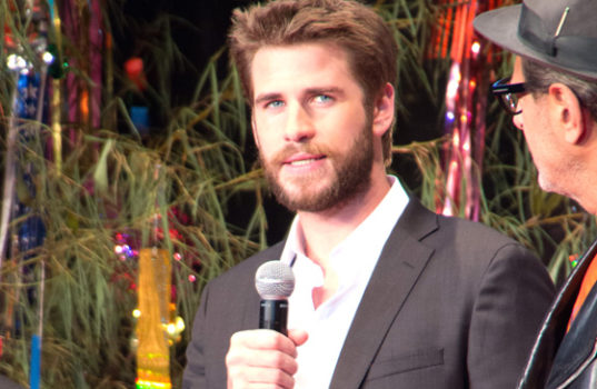 Лиам Хемсворт (Liam Hemsworth) / © Dick Thomas Johnson / flickr