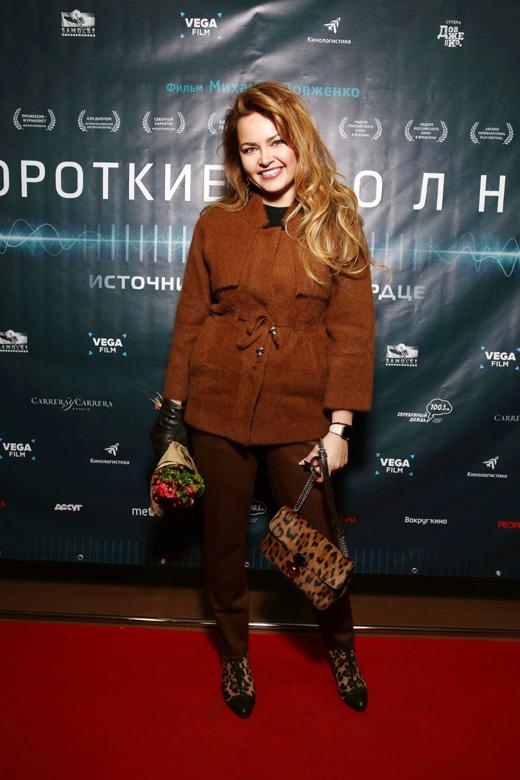 Актриса Любовь Зайцева