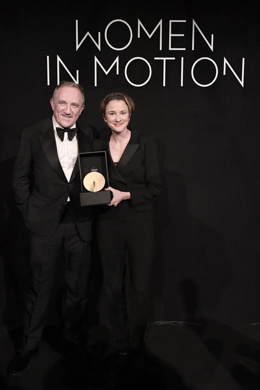 Франсуа-Анри Пино и Эва Тробиш