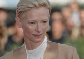 Тильда Суинтон (Tilda Swinton) / © nicolas genin / flickr