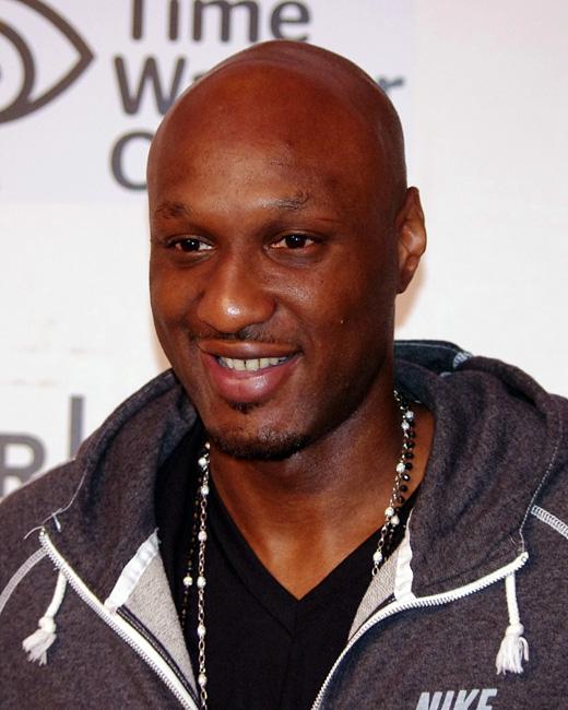 Баскетболист Ламар Одом