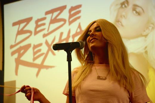 Поп-певица Биби Рекса