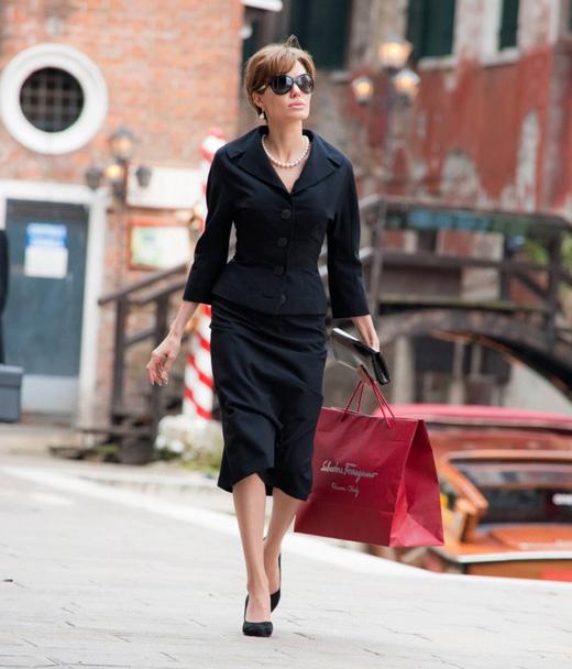 Голливудская кинозвезда Анджелина Джоли
