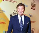 Дмитрий Губерниев на премьере фильма «Лев Яшин. Вратарь моей мечты» / © Пресс-служба проекта