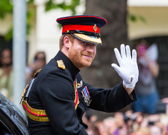 Принц Гарри (Prince Harry) / © Michael Garnett / flickr